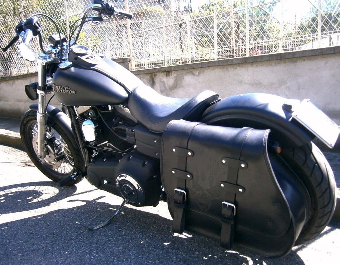borse moto harley
